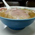 万福 - 味噌チャーシュー麺!