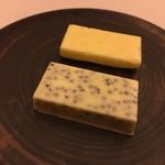 レストラン ラ フィネス - バター