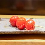 焼鳥 かさ原 - トマト