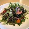 KENの厨房 - 料理写真:ヨーロッパ野菜のタラコの和風グリーン生パスタ