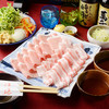 個室 魚と黒豚 まん - メイン写真:
