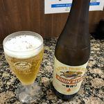 せい家 - 瓶ビール 410円