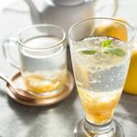 カフェクアラ - 奥多摩産無農薬柚子を使った手作りです。