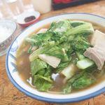ちえ食堂 - 料理写真:味噌汁