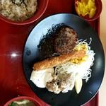 ジョイフル - 料理写真:日替り御膳の炊き込みご飯プラス