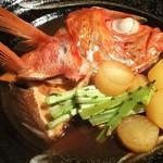 84679755 - 金目鯛のかま煮