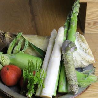 その日の食材を見極め、最高のお料理を提供◆職人技をご賞味あれ