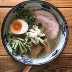 84681073 - 特濃煮干中華そば ¥900-