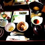 珠洲温泉 のとじ荘 - 料理写真:朝ご飯