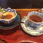 有機茶屋 あじゃり - 天然酵母パン御膳/デザート