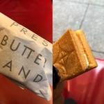 プレスバターサンド - 単品からでも購入可能