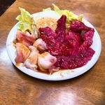 焼肉牛徳 - 料理写真:お肉