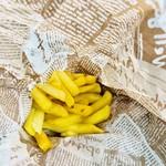 ボスワンズポーボーイ - 料理写真:セットポテト