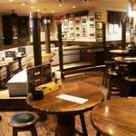 Irish Pub ブライアンブルー - ハイチェアー