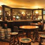 Irish Pub ブライアンブルー - ドリンクカウンター