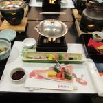 鳴子ホテル - 料理写真:
