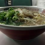 寿栄広食堂 - 中華そば600円