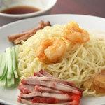 翠鳳 - 夏だから食べたい!【冷やし中華】\950(外税)