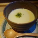 84690444 - 蛤の茶碗蒸し