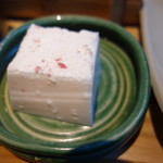 江戸蕎麦 僖蕎 - 甘味:桜のムース