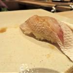 たつ庄 - 春子鯛