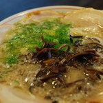 なみへい - チャーシュー麺