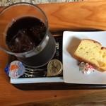 輪楽 - ドリンク+デザート