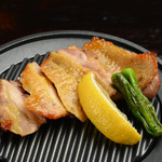 秋田きりたんぽ屋 - 比内地鶏の鉄板焼