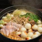 秋田きりたんぽ屋 - だまこ餅鍋