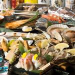 北海道海鮮市場 がんがん。 - コース