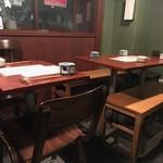 84703252 - テーブル席