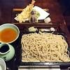 さらしな総本店 - 料理写真:梅天もりそば     ¥1300
