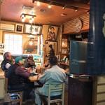 滝見屋食堂 - 店内1