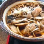 小平うどん - 料理写真:肉汁うどん
