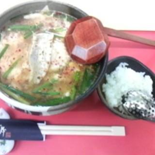 宮崎名物・辛麺!