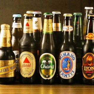 ビール好きにはたまらない!海外ビール全14種!!!