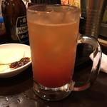 徳永肉酒場 - トマト健康サワー