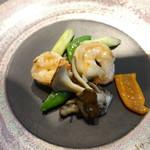 84712497 - 海老と野菜の炒め