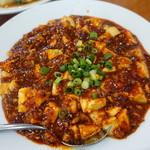 純華楼 - 四川風マーボ―豆腐(激辛)