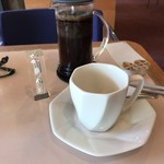 フェリカ 国会図書館内 - フレンチプレスコーヒー