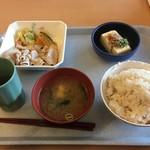 カフェテリア K - 料理写真:豚の冷しゃぶ