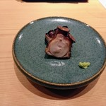 84716076 - 煮蛸、志賀島の蛸とか。