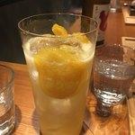 とり口 - レモンサワー