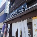 秩父餅七福本舗 水戸屋本店 - (2018/3月)外観