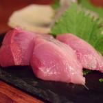 Nihonshuhanatare - 初かつお@500円