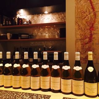 ブルゴーニュワインとシャンパーニュ