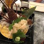 魚河岸 魚◯本店 - 伊勢海老の刺身