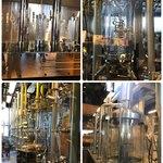 スプリングバレーブルワリー東京 - まるでビール工場。
