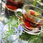 84723988 - 木苺とハーブの紅茶(税込810円)