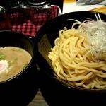 麺屋 ほたる - 味玉つけ麺860円!